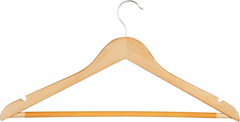 NIB Teddykompaniet Sweden Two Kids Wooden Clothes Hangers 3023 Box a bit damaged