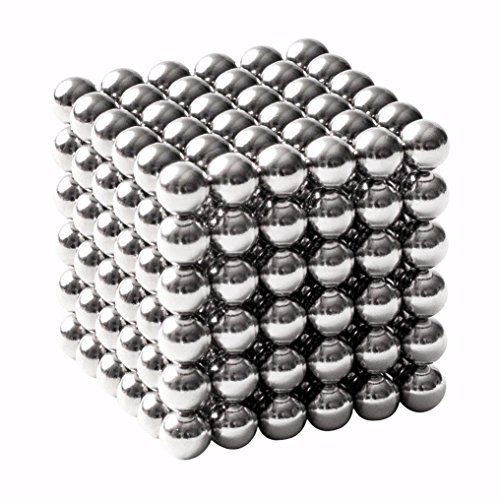 Twiddler Toys Magnetic Ball, Magnetic Sculpture Toys for Intelligence Development and Stress Relief (5MM Set of 216 Balls)
