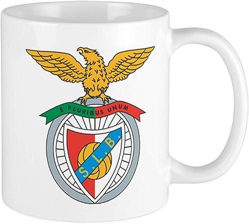 SL Benfica Tasse offizielles Lizenzprodukt.