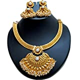 Bollywood Designer Ethinic Indian Premium Beaded Bridal Necklace Set