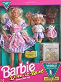 Barbie Love To Read Deluxe Gift Set w 3 Dolls & Mini Book