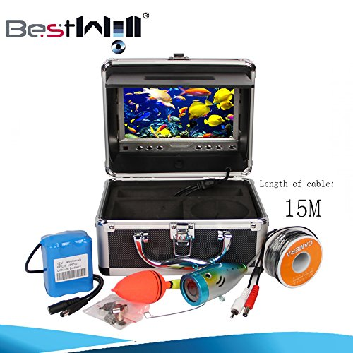 Hd underwater video fishing system CR110-7LS 15M by Bestwill