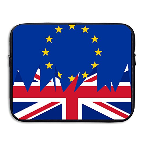 Custom Geek See EU Later Waterproof Tablet Zipper Bag 15 - Ireland Ray Bans