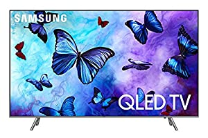 "Samsung QN49Q6F FLAT 49"" QLED 4K UHD 6 Series Smart TV 2018"