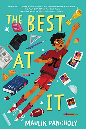 Book Cover: The Best at It
