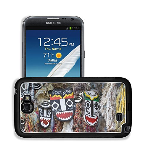 [Liili Premium Samsung Galaxy Note 2 Aluminum Snap Case Mask on the scrap fabric IMAGE ID 17666599] (Holiday On Ice Costumes For Sale)