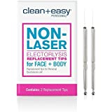Clean & Easy One Touch Electrolysis Stylet Tips * 1 - Pack