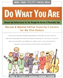 Do What You Are, Paul D. Tieger and Barbara Barron-Tieger, 0316880655