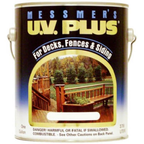 MESSMER's MC-500-1 NAT INC MC-500-1 Gallon Natural UV Wood Finish