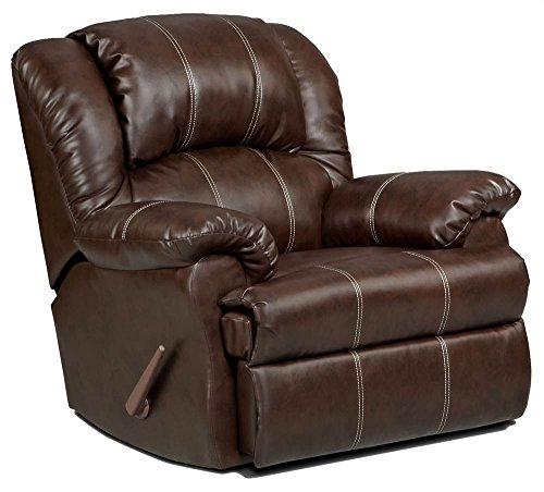 Chelsea Home Furniture Ambrose Chaise Rocker Recliner, Brandon Brown Review