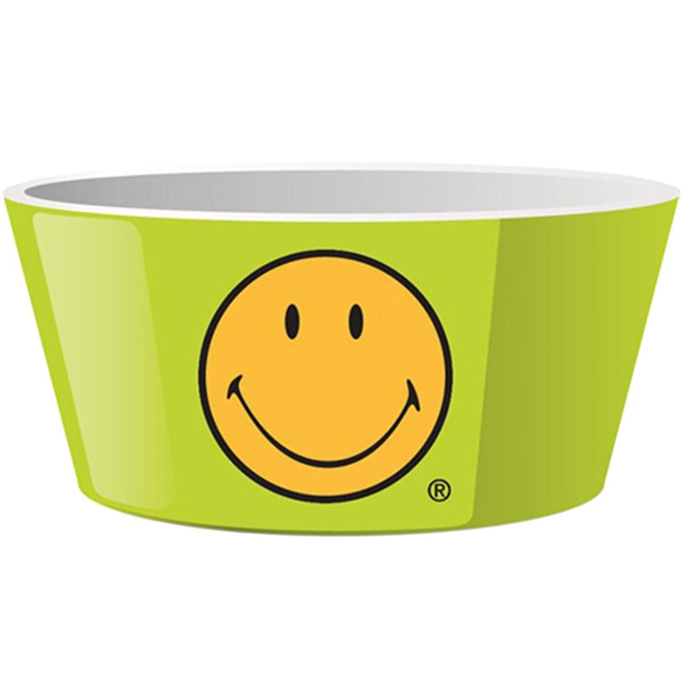 Vert Zak Designs Bol /à c/ér/éales Smiley /Ø 15 cm