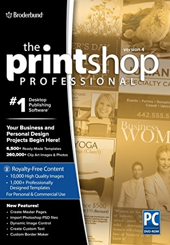The Print Shop Professional 4.0