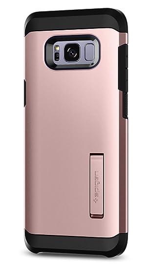 Coque Smartphone Samsung Coque De Protection Rose Pour Samsung Galaxy S8 Plus eI9349dJgJ