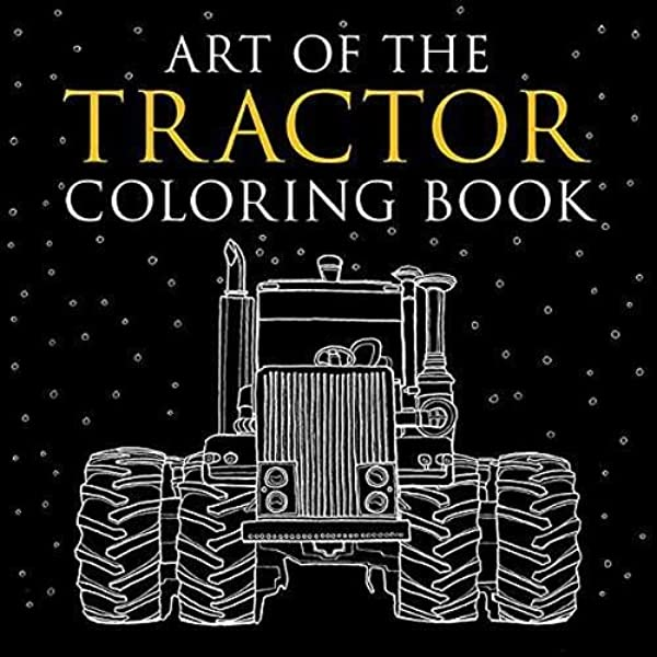 free coloring tractor of Farmall 140 | Tractor coloring pages ... | 600x600