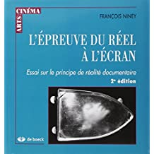 Epreuve du reel a l'ecran  2/e art & cinema