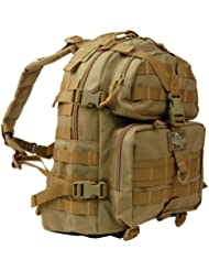 Maxpedition Condor II Backpack Khaki Soft 17.5X14X6.5 0512K