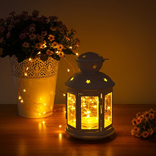Fairy Moon Led String Lights Tiny Battery Pack : AMIR Fairy String Lights, 20 LED Moon Lights Starry String - Import It All