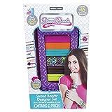 "The Bridge Direct Strand Bands Designer ""Strand Styler"" Hippie Chic Purple Toy"