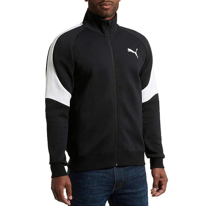 3fda12d4f59b PUMA Men s Evostripe Track Jacket at Amazon Men s Clothing store