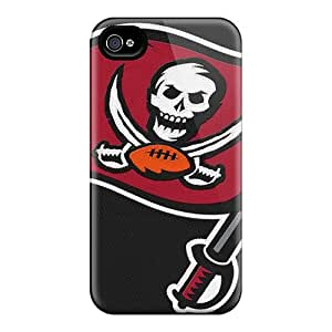 Fashionable BDxmhxl2284XkjlZ Iphone 4/4s Case Cover For Tampa Bay Buccaneers Protective Case