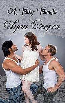 A Tricky Triangle: (A BBW Romance) by [Cooper, Lynn]