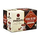 Don Francisco's Kona Blend, Premium 100% Arabica Coffee,, Medium-Roast, Single-Serve Pods for Keurig, 12-Count, Family Reserve Review