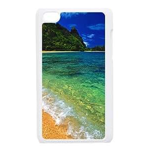 Beach iPod Touch 4 Case White I3634059