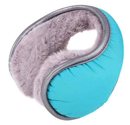Men & Women's Fleece Lined Compact Winter Earmuffs