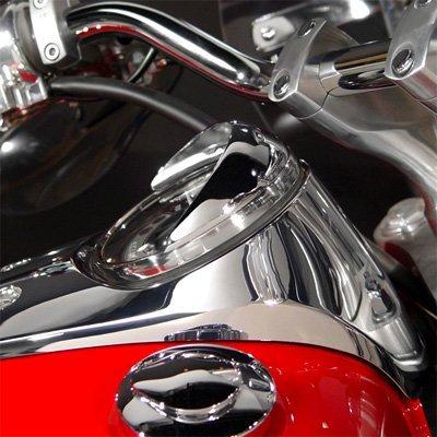 National Cycle Speedometer Cowl for 2001-2014 Honda VT750C Shadow Aero,