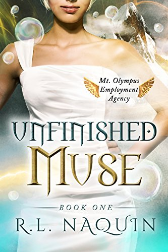 - Unfinished Muse (Mt. Olympus Employment Agency: Muse Book 1)