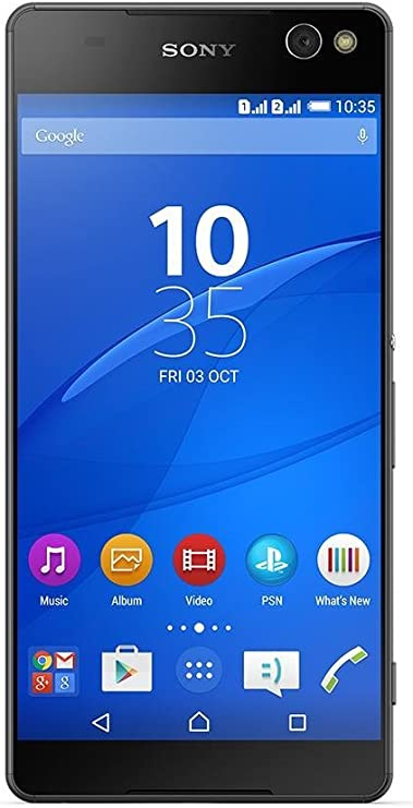 Sony Xperia C5 Ultra - Smartphone de 6