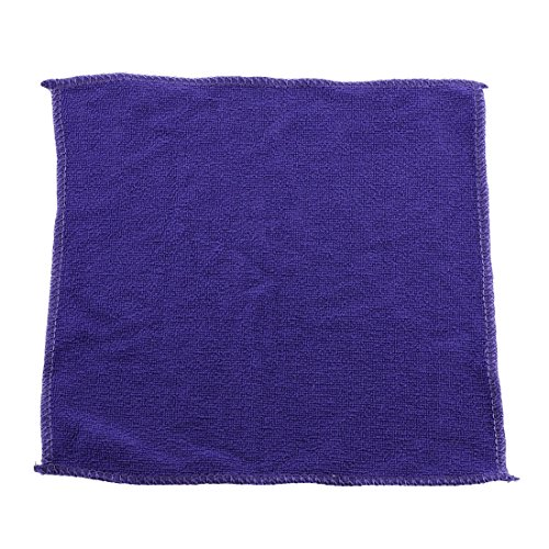 Microfiber Absorbent Car Clean Towels Cleaning Cloth 25x25cm