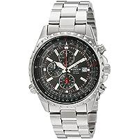 Casio Men's Edifice EF527D-1AV Stainless Steel Multi-Function Watch