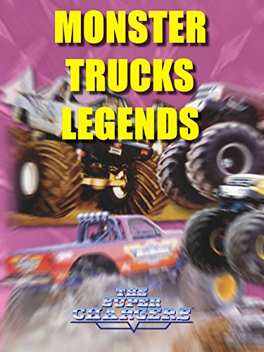 Bigfoot Monster Truck - Monster Trucks Legends - The Super Chargers