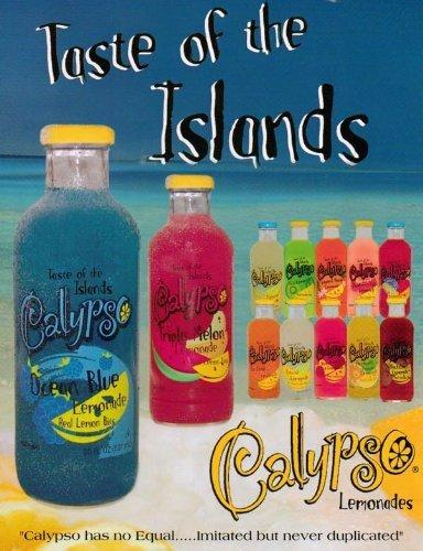 Calypso Triple Melon Lemonade 12 - 20oz.