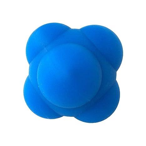 Healifty Balón de entrenamiento de silicona Ejercicio de reacción ...
