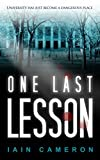 img - for One Last Lesson (DI Angus Henderson) book / textbook / text book