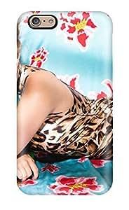 Iphone 6 Victoria's Secret Model Barbara Palvin Print High Quality Tpu Gel Frame Case Cover