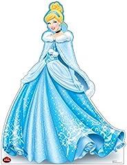 Recortes de cartón de tamaño real, diseño de princesas de Disney