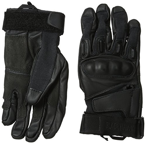 Blackhawk Men's S.O.L.A.G. HD Glove (Black, Medium)