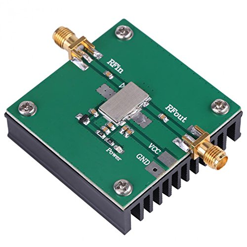 1PC 4.0W 30dB RF Power Amplifier SMA Female Connector 915MHz RF Broadband Low Noise by Single Mom (Image #1)