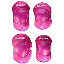 Razor Child Elbow and Knee Pad Set
