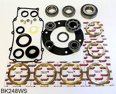 Ford F150 M5R2 5 Speed Transmission Rebuild Kit - BK248WS