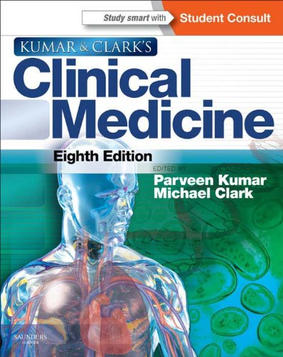 Kumar & Clark's Clinical Medicine (8th 2012) [Kumar & Clark]