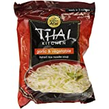 THAI KITCHEN Thai Garlic and Vegetable Instant Rice Noodle Soup, 45 Gram