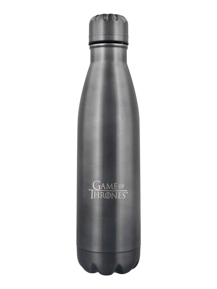 Unisex Adulto Game Of Thrones Mdb25400 Botella de Acero 500 ml