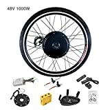 Murtisol Electric Bicycle Motor Conversion Kit-E-Bike Front Wheel 48V 1000W Cycling Hub