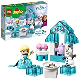 LEGO DUPLO Disney Frozen Toy Featuring Elsa and Olaf's Tea Party 10920 Disney Frozen Gift for Kids and Toddlers, New 2020 (17 Pieces)