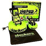 slackers 50-Feet Slackline Classic Set with Bonus Teaching Line by Slackers