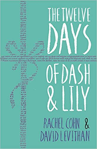 Image result for the twelve days of dash and lily uk